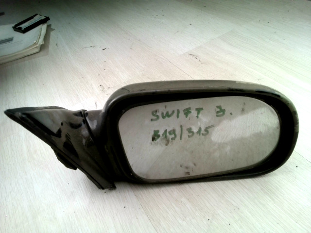 SWIFT 89-96 Bontott Jobb Visszapillantó tükör Mechanikus Alkatrész
