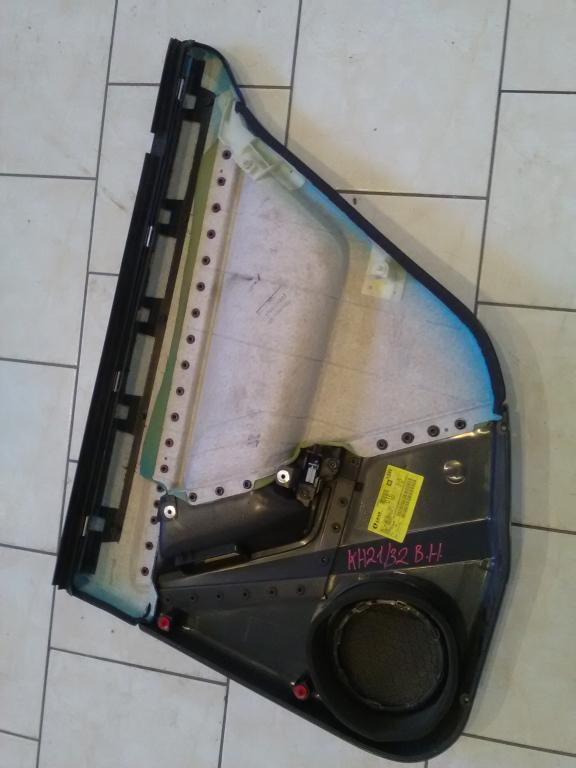 VECTRA C 01-05 Bontott Bal hátsó ajtó kárpit Alkatrész