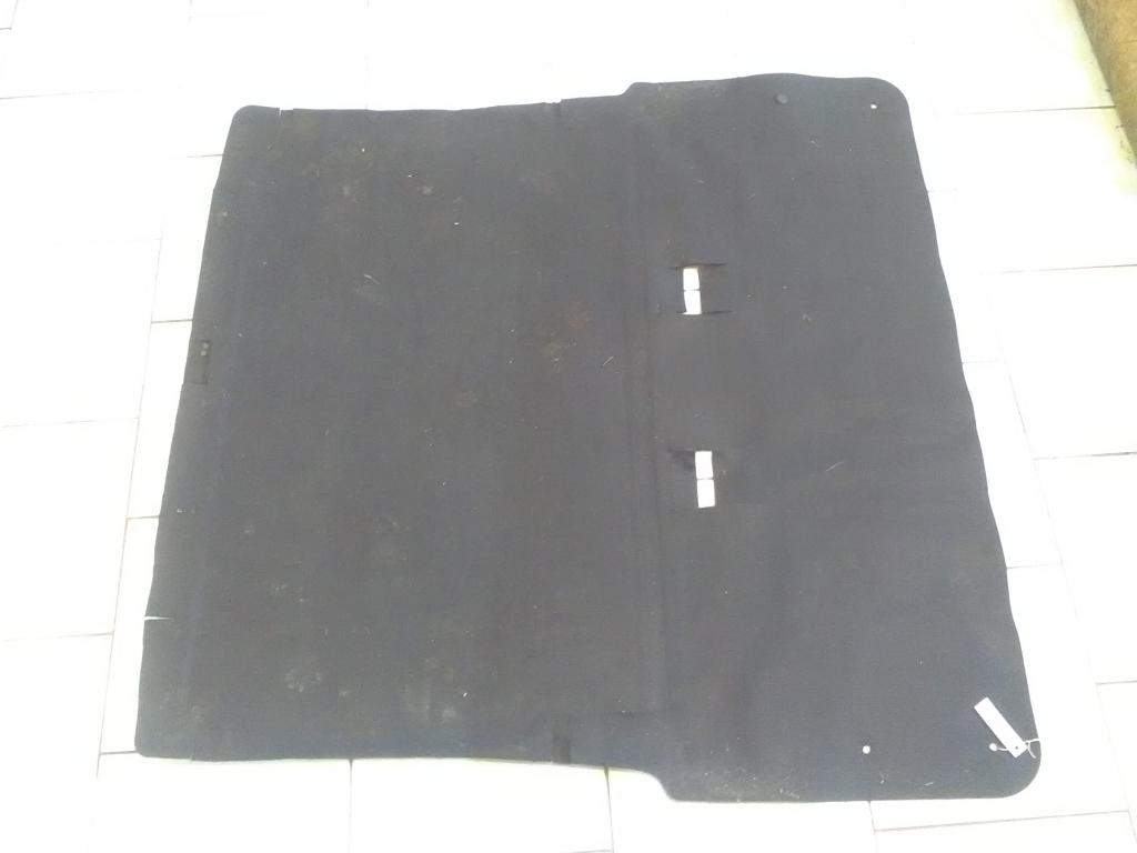 GETZ 05-09 Bontott Csomagtér kárpit Alkatrész