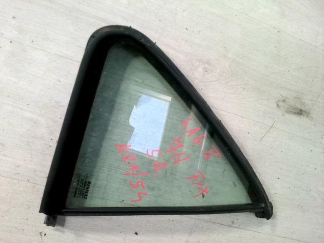 RENAULT LAGUNA 00-05 Jobb hátsó fixüveg bontott alkatrész