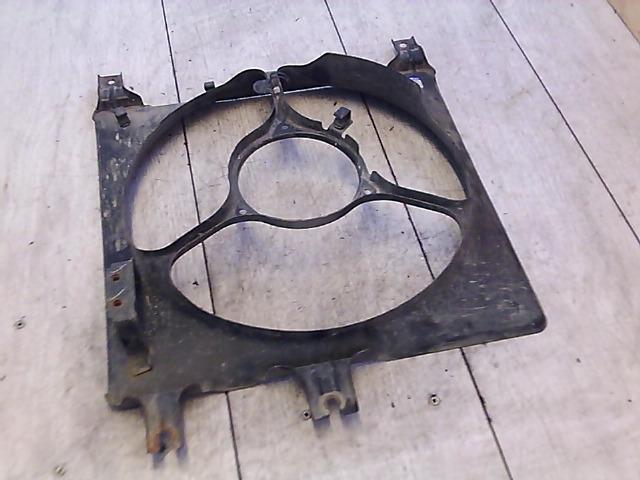 SUZUKI ALTO 02-09 Hűtő ventilátor keret bontott alkatrész