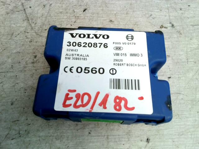 VOLVO V40 Immobilizer modul bontott alkatrész