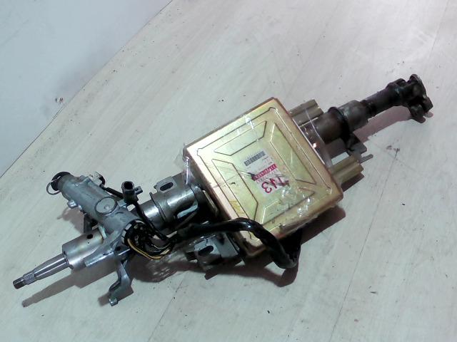 SUZUKI SWIFT 96-05 Kormányoszlop + gyújtáskapcsoló 1db kulcsal + motorvezérlő bontott alkatrész