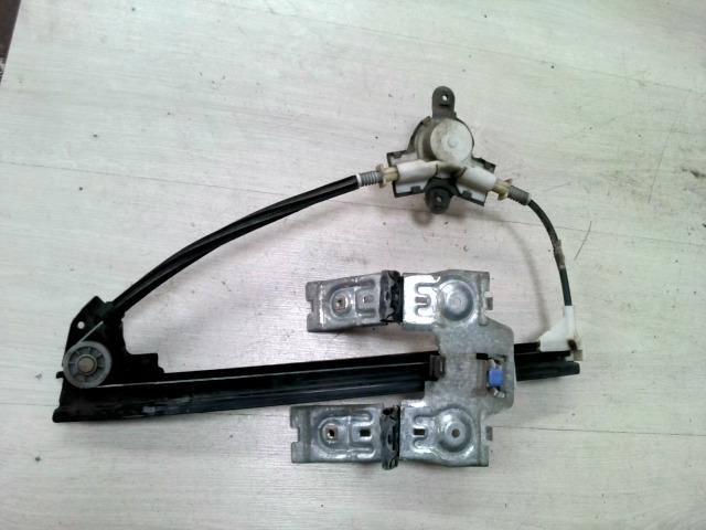 POLO CLASSIC 99.10-01.09 Bontott Jobb hátsó mechanikus ablakemelő szerkezet Alkatrész
