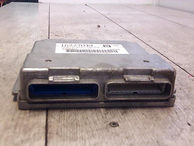 ASTRA G 97-04 Bontott Hűtőventilátor vezérlő elektronika Alkatrész