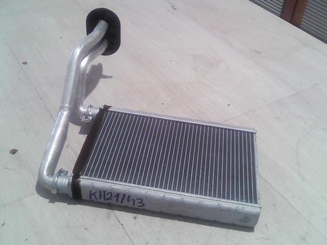SX4 Bontott Fűtőradiátor Alkatrész