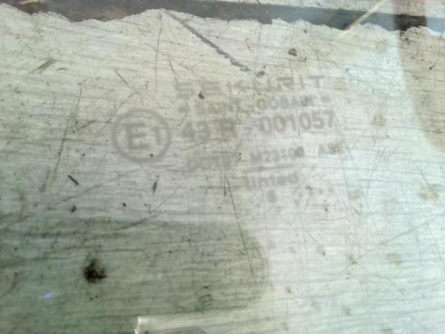 FIESTA 96-99 Bontott Bal első lejáróüveg Alkatrész
