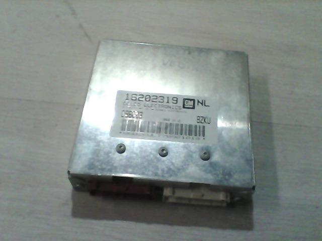 OPEL VECTRA B 96-99 Motorvezérlő bontott alkatrész