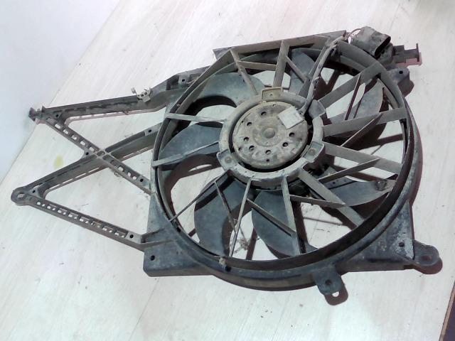 ASTRA G 97-04 Bontott Vízhűtő ventilátor Alkatrész