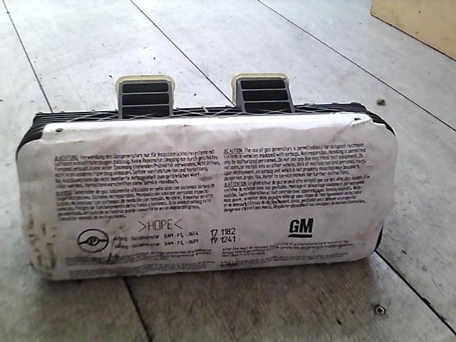 OPEL ASTRA G 97-04 Utasoldali légzsák bontott alkatrész