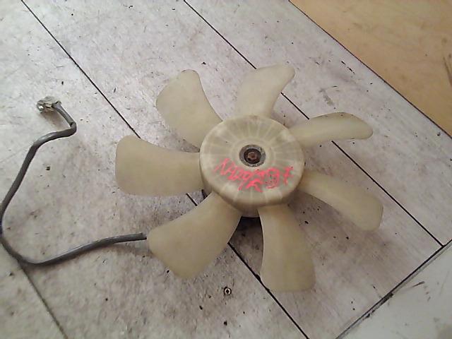 SUZUKI ALTO 02-09 Hűtőventilátor motor bontott alkatrész