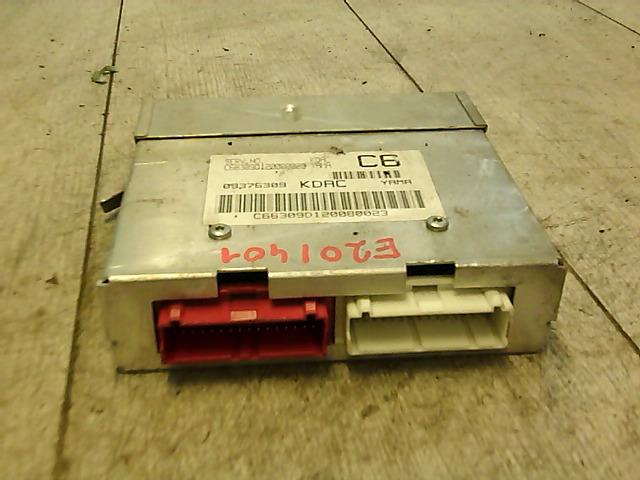 DAEWOO NUBIRA 99-03 Motorvezérlő elektronika bontott alkatrész