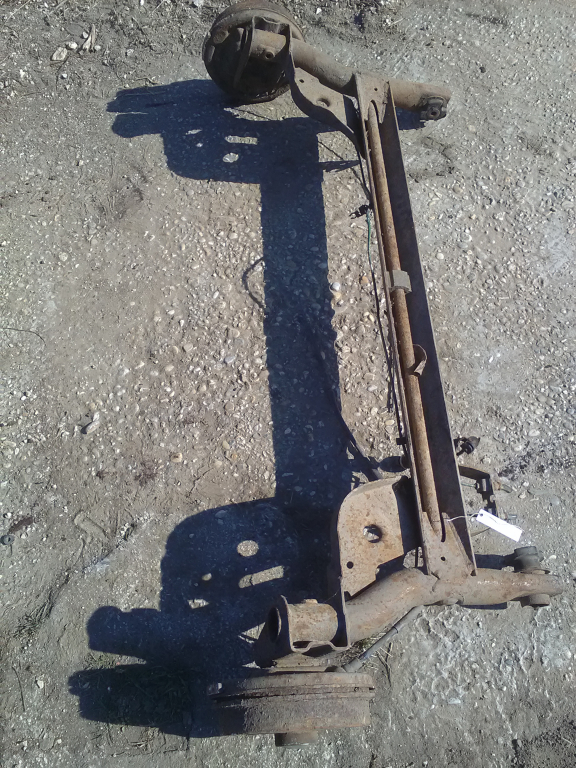 RENAULT CLIO 01-06 Hátsó híd bontott alkatrész