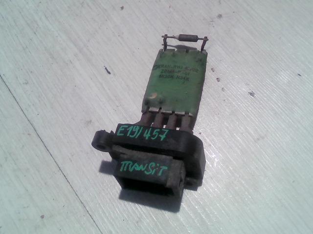 FORD TRANSIT 99-06 Fűtőmotor előtét ellenállás  bontott alkatrész