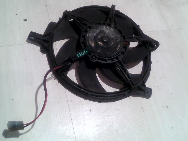 MERCEDES VITO 96- Intercooler hűtő ventilátor bontott alkatrész
