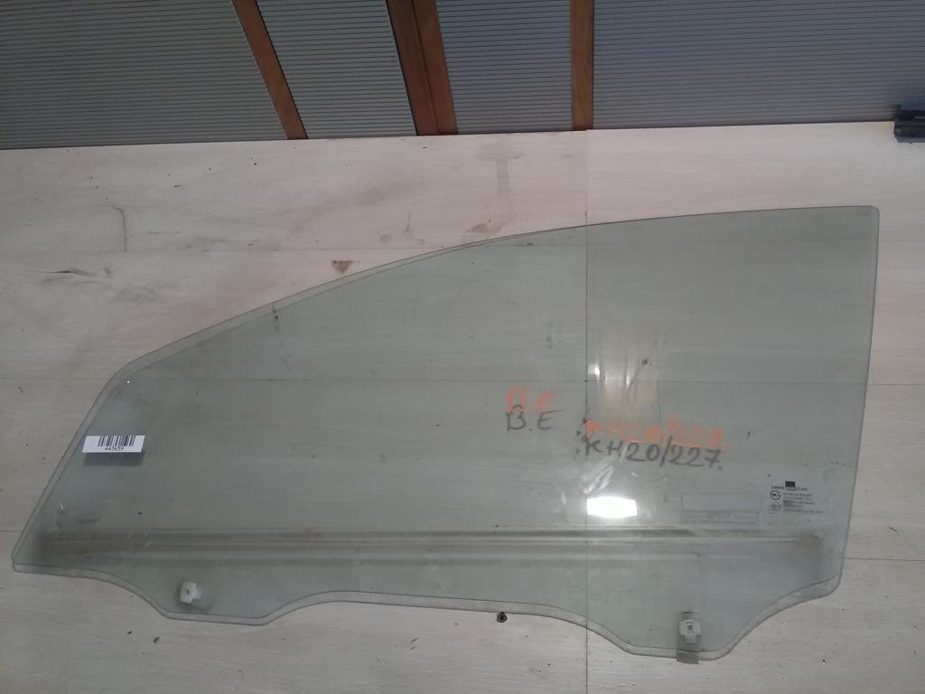 CHEVROLET AVEO T250/255 06.01-11.12 Bal első ajtóüveg bontott alkatrész