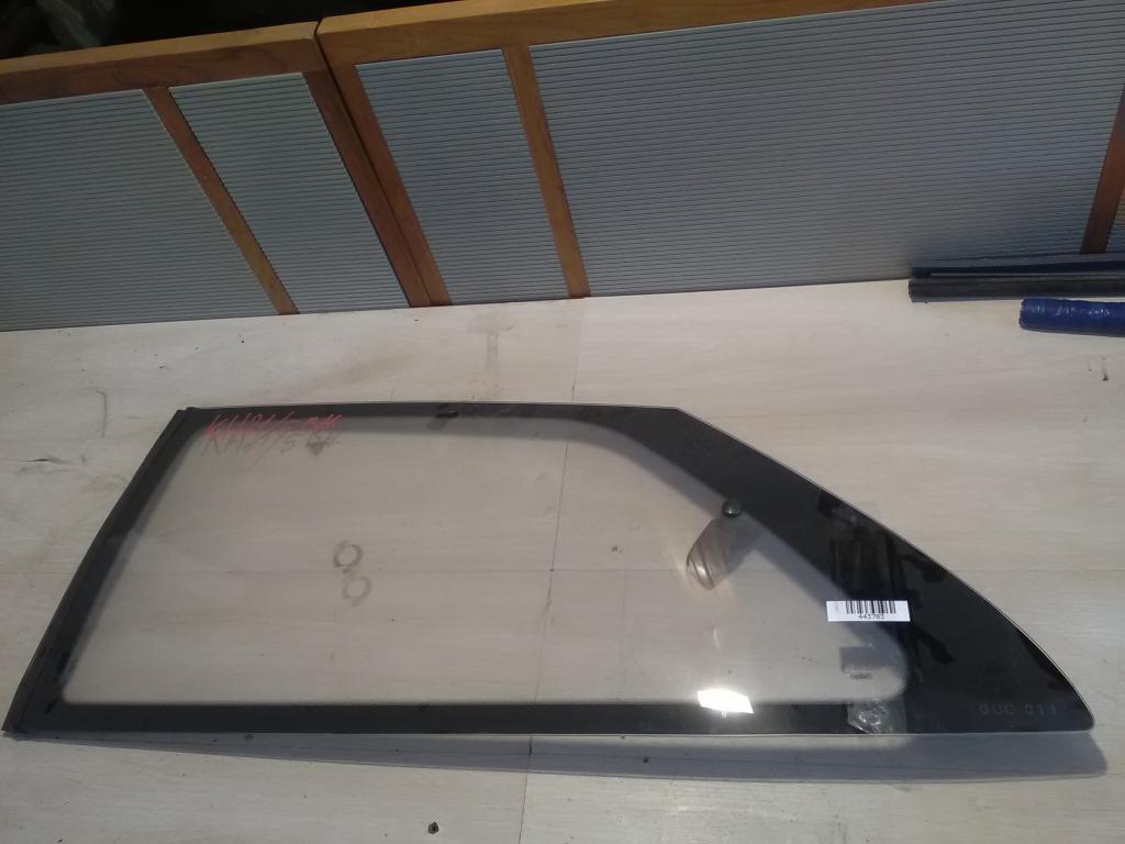 SUZUKI SWIFT 96-05 Jobb hátsó fixüveg bontott alkatrész