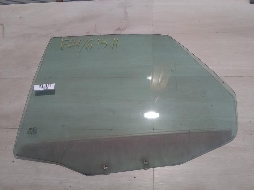 VOLVO S40 Bal hátsó ajtóüveg bontott alkatrész