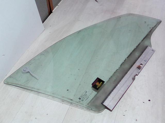OPEL ASTRA G 97-04 Jobb első ajtóüveg bontott alkatrész