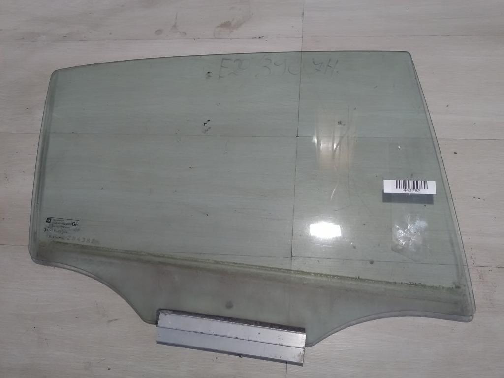OPEL ASTRA G 97-04 Jobb hátsó ajtóüveg bontott alkatrész