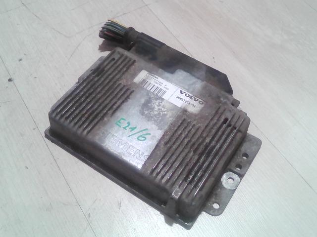 VOLVO S40 Motorvezérlő egység ecu pcm modul bontott alkatrész