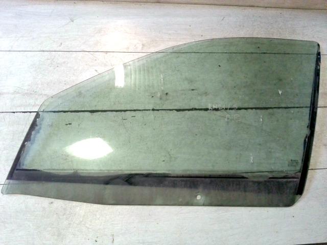 RENAULT MEGANE 95-99 Bal első ajtóüveg bontott alkatrész