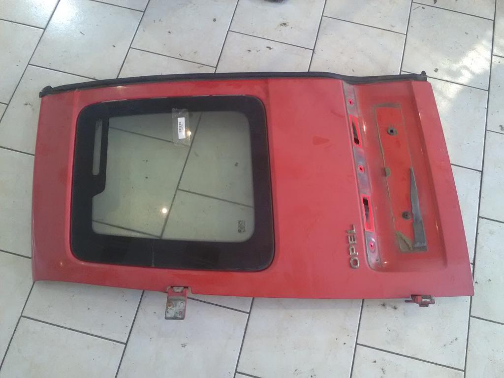 OPEL CORSA C COMBO 00.09-11.09 Bal csomagtérajtó  bontott alkatrész