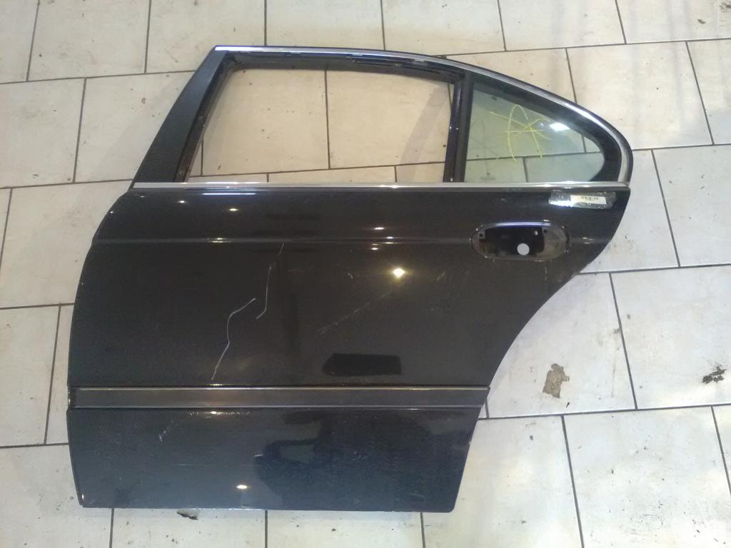 BMW E39 95-03 Bal hátsó ajtó bontott alkatrész
