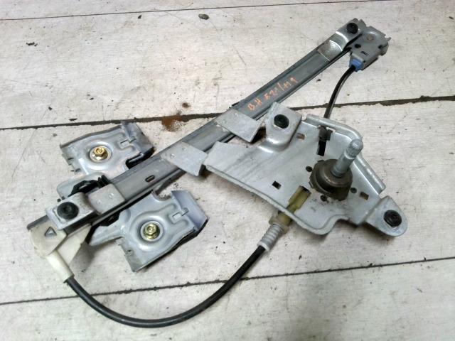 SKODA OCTAVIA 97-00 Bal hátsó ablakemelő szerkezet mechanikus bontott alkatrész