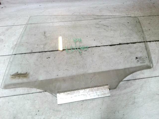 OPEL ASTRA G 97-04 Bal hátsó ajtóüveg bontott alkatrész