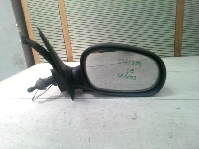 DAEWOO LANOS -01 Jobb visszapillantó tükör mechanikus bontott alkatrész