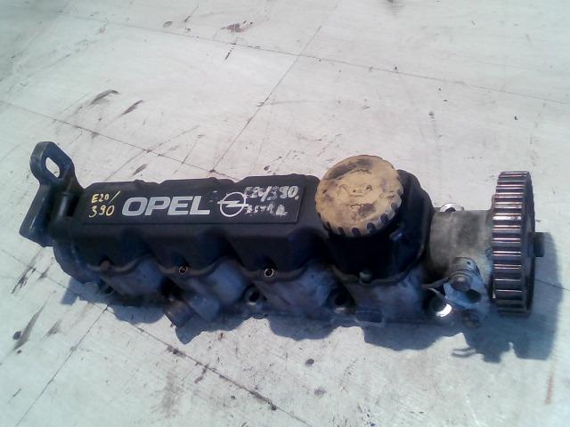 OPEL ASTRA G 97-04 Vezérműtengelyház vezérművel bontott alkatrész