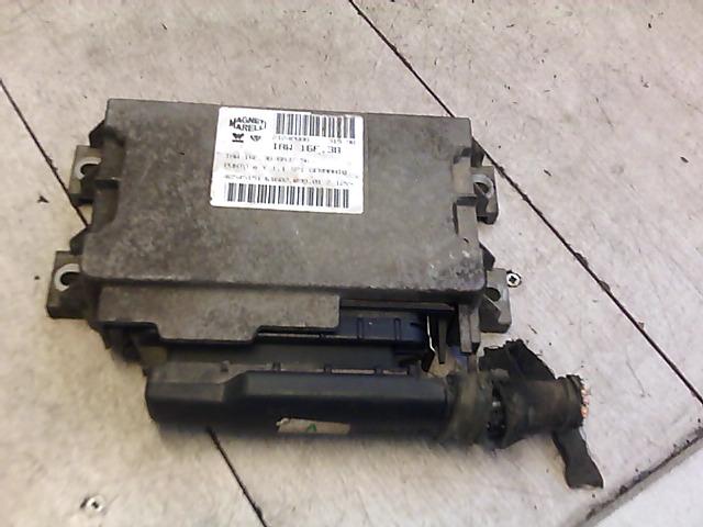 FIAT PUNTO I. Motorvezérlő egység ecu pcm modul bontott alkatrész