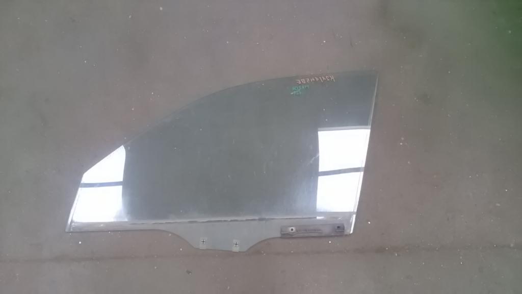 MAZDA 121 90.12.01-96.02.28 Bal első ajtóüveg bontott alkatrész