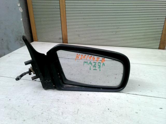 MAZDA 121 90.12.01-96.02.28 Jobb visszapillantó tükör mechanikus bontott alkatrész