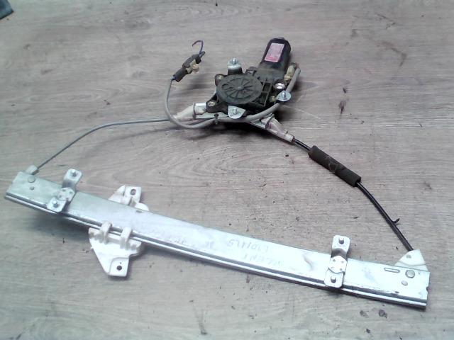 ACCENT 97-00 Bontott Jobb első ablakemelő szerkezet elektromos Alkatrész