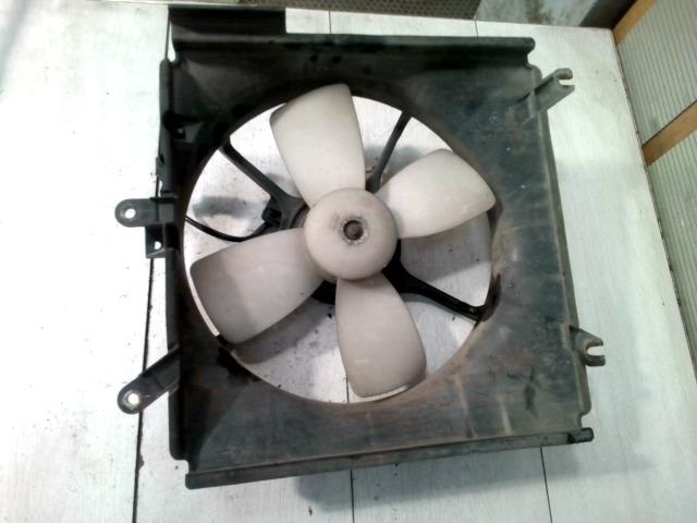 MAZDA 121 90.12.01-96.02.28 Hűtőventilátor bontott alkatrész