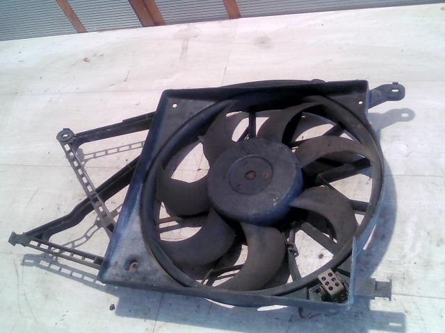 ASTRA G 97-04 Bontott Klímahűtő ventilátor Alkatrész