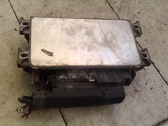 PUNTO I. Bontott Motorvezérlő egység ECU PCM modul Alkatrész