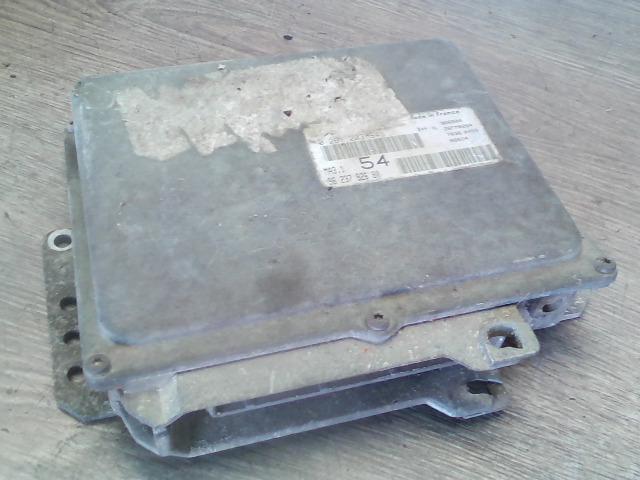 PEUGEOT 106 96- Motorvezérlő egység ecu pcm modul bontott alkatrész