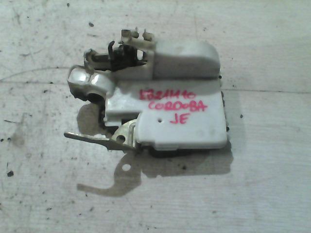 SEAT CORDOBA 93-99 Jobb első ajtó zárszerkezet mechanikus bontott alkatrész