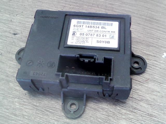 LANDROVER FREELANDER 2006-2014 Központizár vezérlő elektronika bontott alkatrész