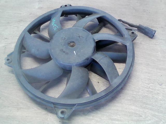 CITROEN C4 2008.10.01-2010.09.30 Hűtőventilátor bontott alkatrész