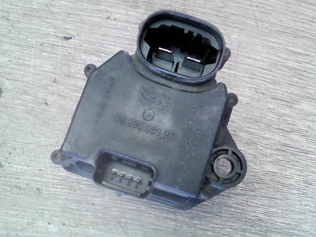 C4 2008.10.01-2010.09.30 Bontott Fűtőmotor előtét ellenállás Alkatrész