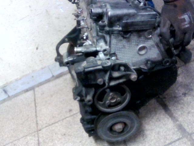 OPEL VECTRA B 99-01 Motor. benzin fűzött blokk hengerfejjel bontott alkatrész