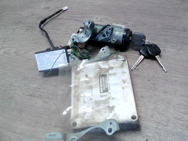 TOYOTA COROLLA 97.05-99.09 Motorvezérlő egység ecu pcm modul bontott alkatrész