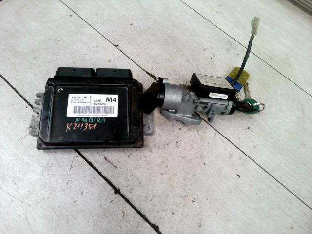 DAEWOO NUBIRA 03-10 Motorvezérlő egység ecu pcm modul bontott alkatrész